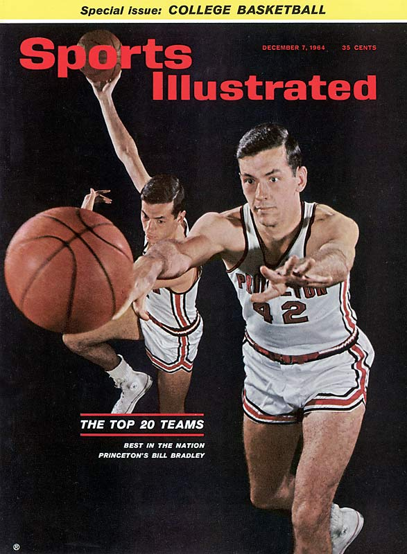 U.S. Senator, presidential candidate, Olympic gold medalist: Bill Bradley boasts quite a few honors. But the three-time All-America hoopster may have shined brightest in orange and black, averaging 30.2 points per game and leading the Tigers to an Ivy League title in each of his four seasons before graduating as a Rhodes Scholar.