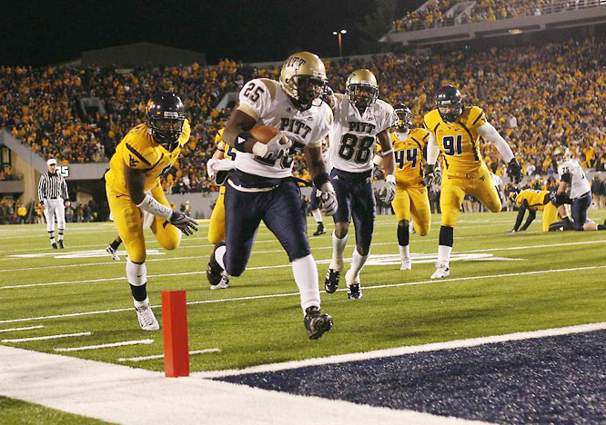 McCoy burst on the scene as a freshman in 2007, rushing for 1,328 yards and 14 touchdowns and hauling in 33 passes for an additional 244 yards. At 5-11, 210 pounds, McCoy combines superb speed with notable power.