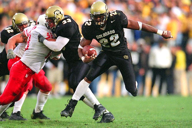 The Buffaloes' rout of then 11-0 Nebraska was the beginning of the end for the Huskers dynasty. Combined with the subsequent demises of Colorado and Kansas State, the Big 12's overall strength plummeted dramatically.