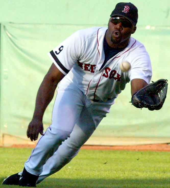 The Expos trade recently acquired outfielder Cliff Floyd to the Red Sox for two minor league right-handed pitchers from South Korea -- Seung Song and Sun-Woo Kim. Although denied by all involved, it is reported Yankees owner George Steinbrenner suspects the Expos, who are owned by major league baseball, made the trade to help his club's top rival.