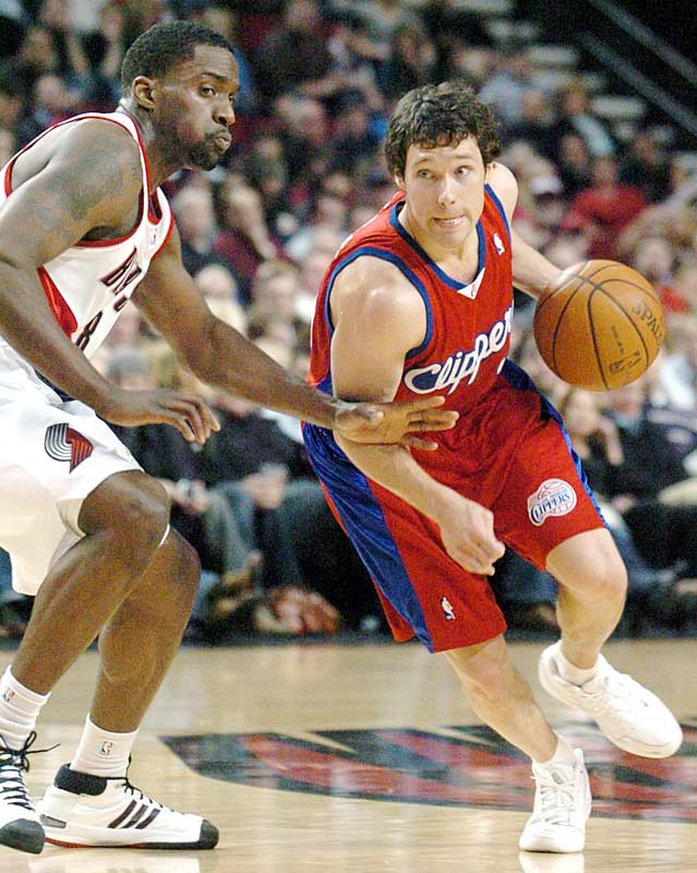 You can't blame the journeyman point guard for being attracted to the relative security of a two-year deal: The former Gonzaga star was traded seven times in his first five NBA seasons. He spent last season playing 15.5 minutes a game for the Clippers.