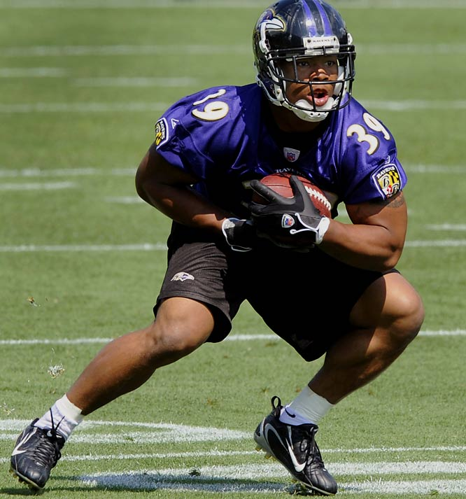 The former Rutgers standout is slated to backup Willis McGahee this season, but he'll make the most of his carries.