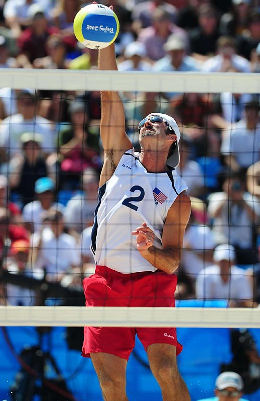 Todd Rogers and Phil Dalhausser actually lost their first match of these Games before getting white-hot.