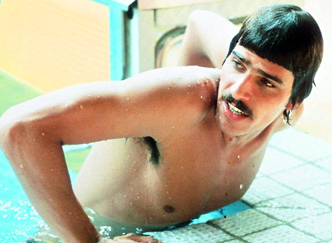 Remembered most for his mustache and seven-gold-medal swimming performance in Munich, Spitz is the only Olympian who not only won a gold medal in every individual event he entered, but also set world records in each. From his two Olympics in 1968 and 1972, Spitz won nine gold medals, one silver and one bronze.