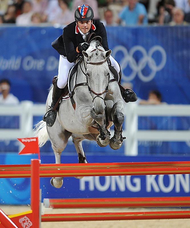 The horse from Norway's bronze-medal team -- along with three others in the equestrian team jumping event -- tested positive for the pain reliever capsaicin and earned suspensions from the sport's international governing body.