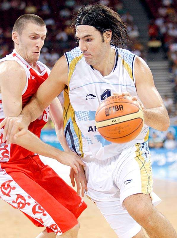 Several players have produced standout games during the men's tournament, headlined by Luis Scola's 37-point outburst in Argentina's 91-79 victory against Russia in group play. The Houston Rockets' power forward made 12-of-16 from the field and 13-of-17 from the free-throw line, and added eight rebounds while playing the entire 40 minutes.