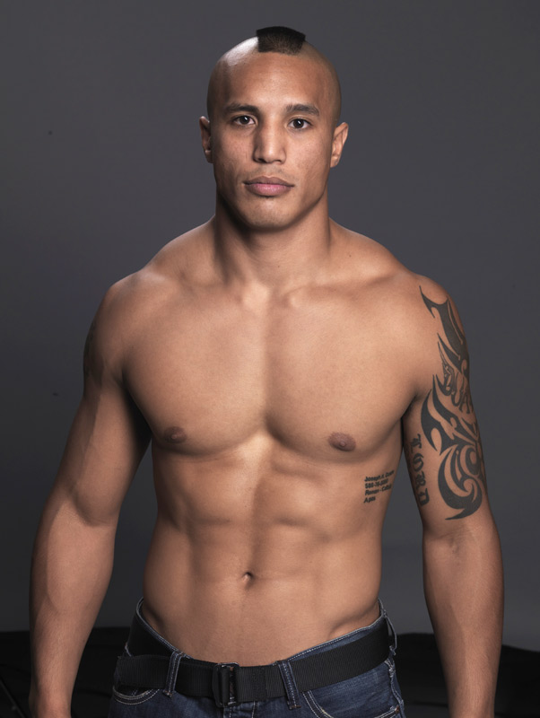 Age: 24<br>MMA Record: 3-0<br>Trains With:  Unleashed Training Facility/ Alliance MMA<br>Location: San Diego, Calif.
