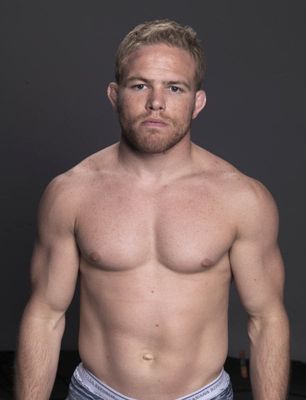 Age: 26<br>MMA Record: 4-1-0<br>Trains With:  Team ROC<br>Location: Raleigh, N.C.