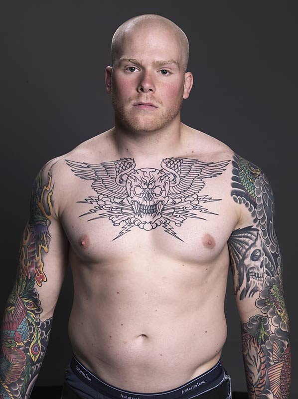 Age: 23<br>MMA Record: 3-1<br>Trains With: South Shore Sports Fighting<br>Location:  Rockland, Mass.