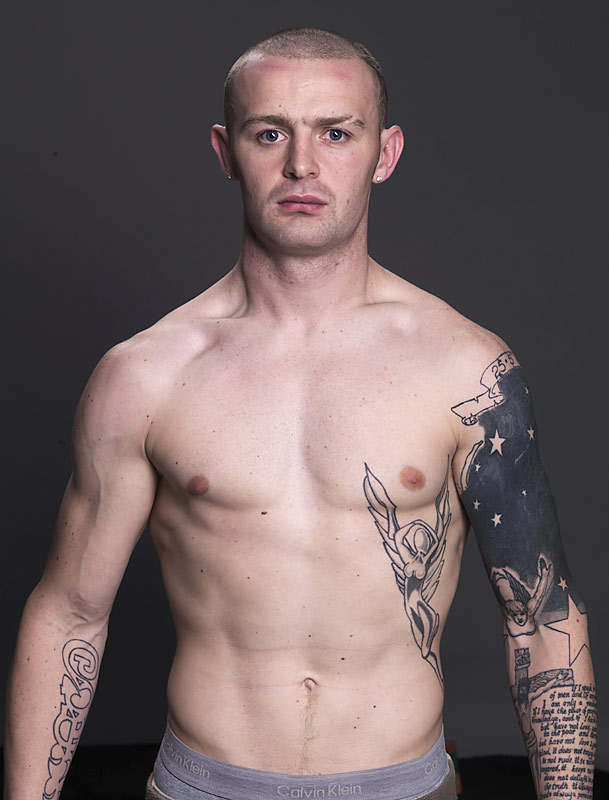 Age: 25<br>MMA Record: 4-2-0<br>Trains With:  Trojan Gym<br>Location:  Bristol, U.K.