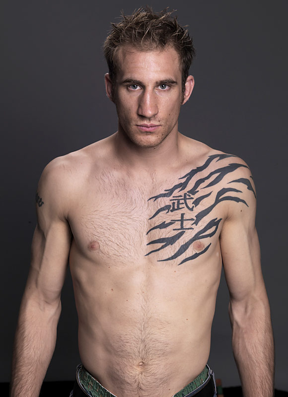 Age: 26<br>MMA Record: 3-1-0<br>Trains With:  The Pit<br>Location: San Luis Obispo, Calif.