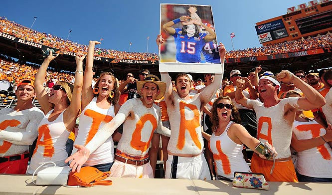 A proud bunch of self-proclaimed Gator Haters.