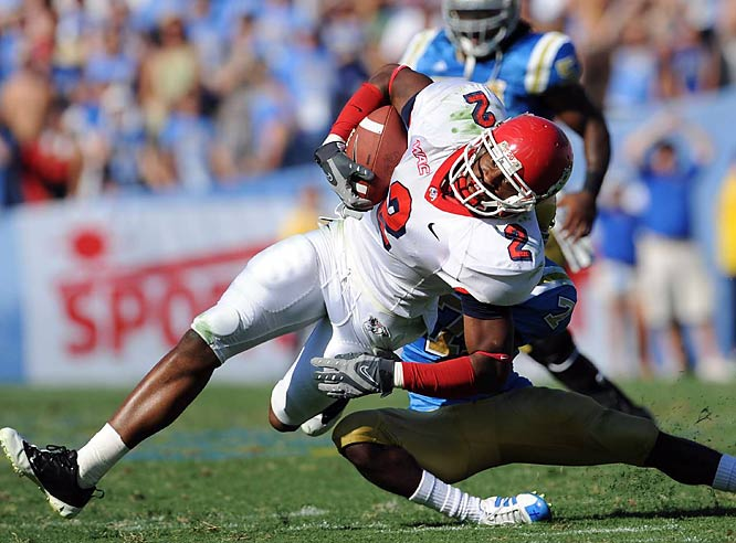 Since beating Tennessee on Labor Day, UCLA has been worked over by its three successive opponents. Last week, it was Fresno State delivering the knockout blows.