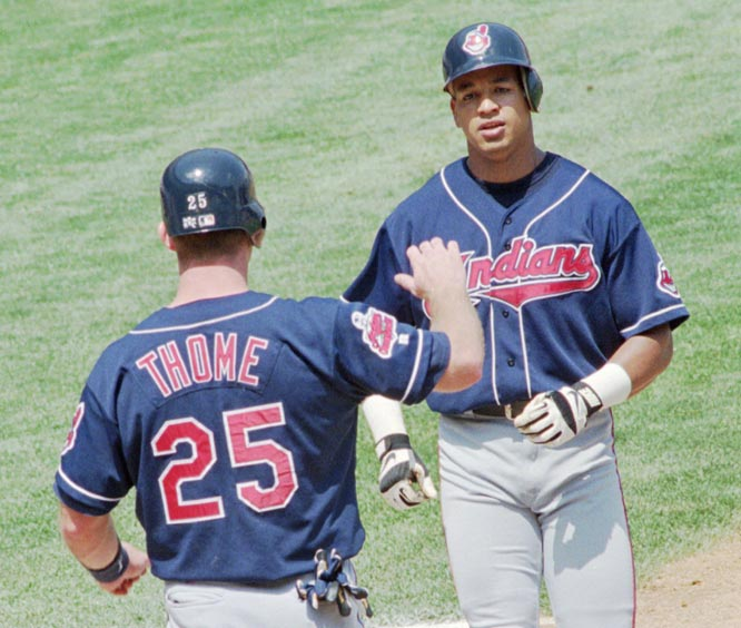 For the first time in 50 years, a major leaguer drives in 159 runs as Manny Ramirez knocks in two RBIs in the Indians 9-6 victory over the Blue Jays at SkyDome. The Cleveland right fielder, who will finish the season with 165 RBIs.