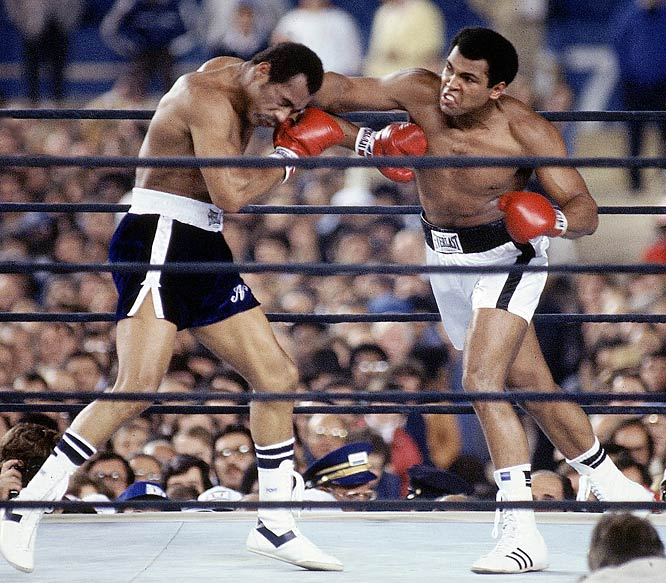 Muhammad Ali wins a unanimous decision over Ken Norton to retain the Retained WBA/WBC Heavyweight titles.
