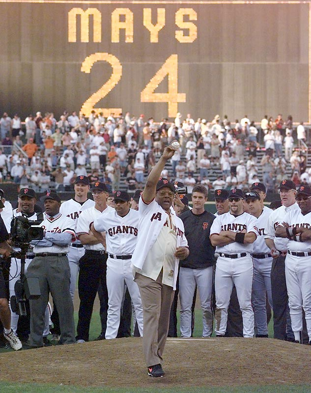 The largest regular-season crowd in Candlestick Park history (61,389 fans), watch the Dodgers beat the Giants  in the last baseball game to ever be played at the 'Point'. Giant greats help mark the occasion with Juan Marichal tossing out the ceremonial first pitch before the game and Willie Mays throwing out the ballpark's final pitch after the game.