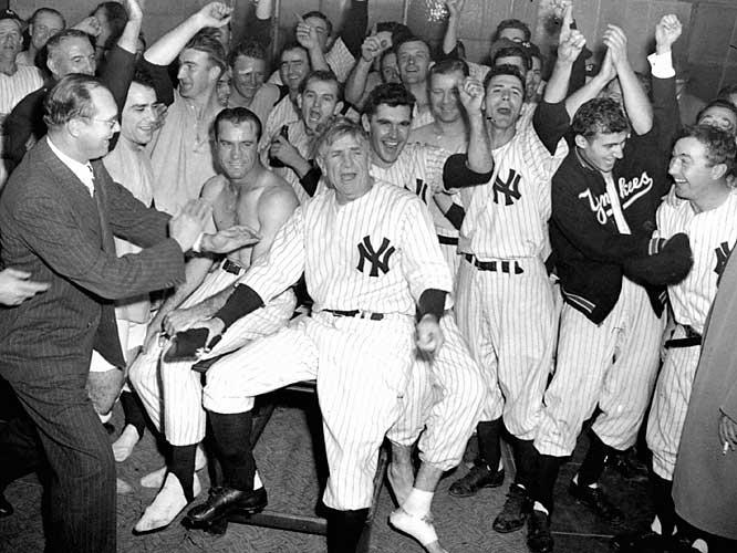 1949 pennant winners.