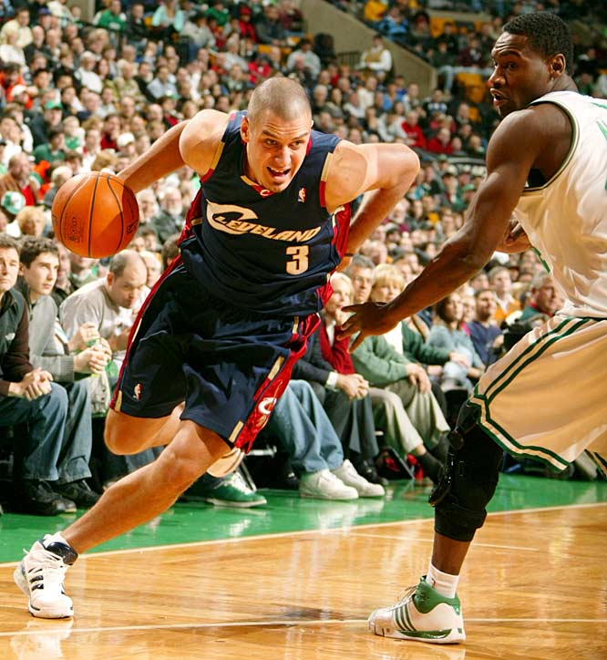 Pavlovic wasn't worth the wait in 2007-08: After spending the preseason locked in a contract stalemate with the Cavs, he finally signed on Nov. 1 and proceeded to shoot 36.2 percent from the field (including 29.8 percent from three-point range) in 51 games. He averaged only 13.9 minutes in the playoffs, one year after averaging 30.8 during Cleveland's NBA Finals run.