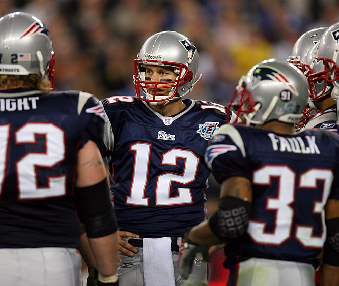 After winning a league-record 18 games last season, the Patriots failed to win a championship and history suggests that Super Bowl losers don't fare as well the following season. Only three of the past ten Super Bowl runner-ups made it to the playoffs the following year and there hasn't been a Super Bowl loser make it back to the big game since the Buffalo Bills in 1994. Will Tom Brady and crew be the exception?