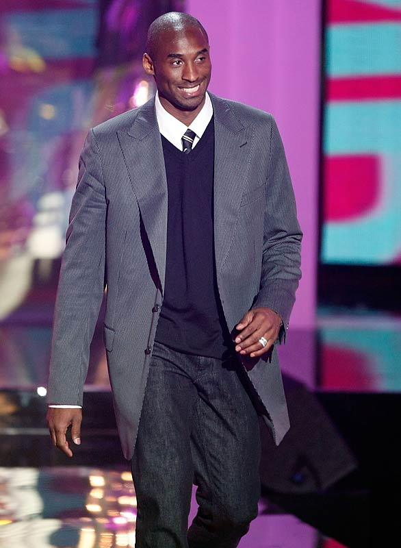 """So, Kobe was just joking about going to Europe. That $50-million figure you kept hearing about? He made it up and threw it out there just for fun. """"Just to get a kick out of them,"""" Bryant told me. """"I mean, who the hell has $50 million to throw at someone? Somebody really took that as someone really has $50 million to offer and then it became a serious issue, but c'mon, that's ridiculous."""""""
