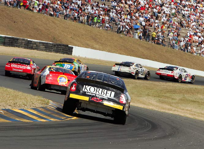 It's entirely appropriate that NASCAR's annual trip to California's Napa Valley includes a race on a road course. Tracks like Infineon Raceway, which include both right <i>and</i> left turns, are the fine wine in Cup racing's oval-centric schedule.