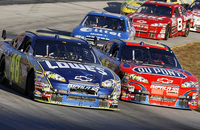 More than any other racing series in the world, NASCAR is about side-by-side racing, and it's imperative for a driver to know when -- and how -- to lead, follow or get out of the way. From bump-drafting to side-swiping, there are myriad ways to, in NASCAR parlance, <i>use the chrome horn</i>.