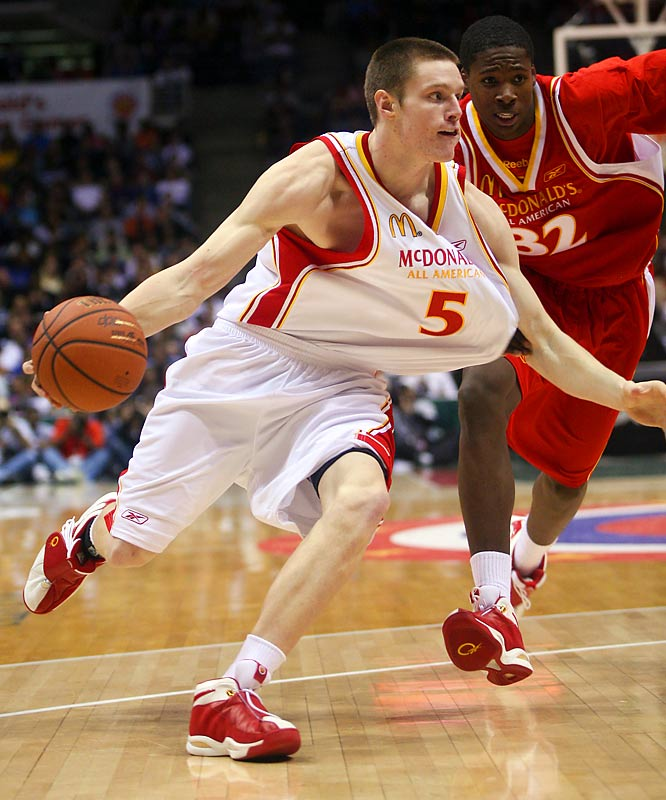 Babbitt is ranked No. 31 overall in Rivals.com's Class of 2008, but he's the highest-rated prospect to attend a mid-major school. The hometown product (he played for Reno's Galena High) will be joining a Wolf Pack team that just lost its two leading scorers, Marcelus Kemp and JaVale McGee, so there's an immediate need for Babbitt to become a major part of the offense.