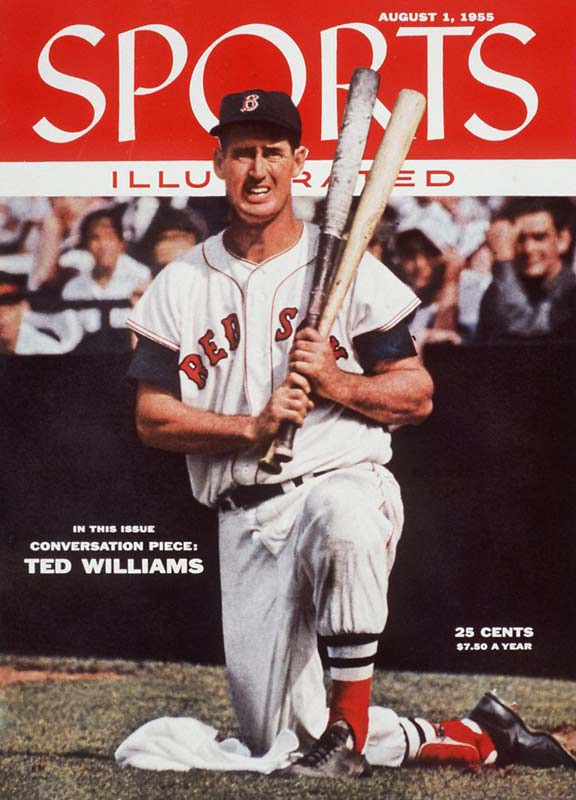 Ted Williams was a 17-time all-star and often regarded as the best pure hitter in baseball history. In August 1955, the Splendid Splinter sat down with SI to discuss life in the major leagues, his experience as a fighter pilot during World War II and his sometimes thorny relationship with the press.