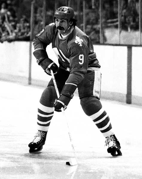 Real Cloutier of the Quebec Nordiques scores a hat trick in his first game.