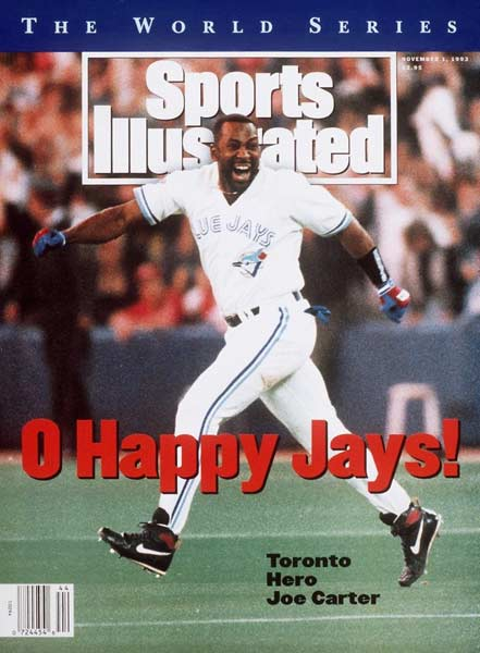 Thanks to Joe Carter's dramatic, ninth inning, three-run homer, the Blue Jays beat the Phillies 8-6 to win their second consecutive World Championship.