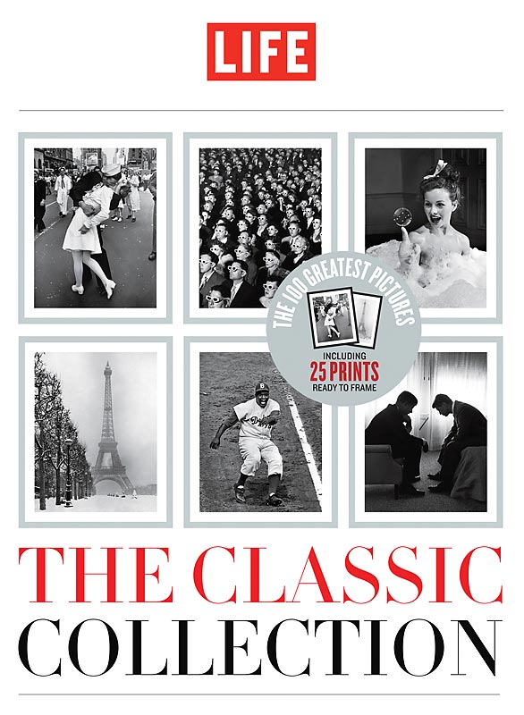 The photographic legacy of LIFE magazine is renowned. What might be surprising is how much of that legacy involves the world of sports. LIFE Books is just now publishing a deluxe, oversized celebration of the 100 greatest pictures ever to appear in the magazine's pages. This book, The Classic Collection, includes not only 25 photographic prints that can be removed and framed, but also many shots taken inside the sporting arena by LIFE's storied photographers. Here's an exclusive peek.