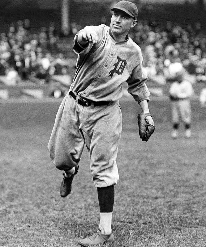 Aided by two late errors by Washington shortstop Roger Peckinpaugh, the Pirates rallied from a 4-0 deficit to beat Walter Johnson in Game 7, denying the Senators their second straight World Series title. Future Hall of Famer Pie Traynor batted .346 in the series with four RBIs to help the Pirates become the first team to win a series after trailing 3 games to 1.