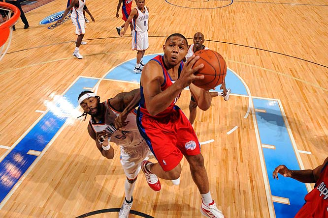 With some explosive exhibition games, Gordon (pictured) already has showed why the Clippers took him with the seventh pick. But the real surprise has been Taylor, a former D-League product and Iowa State guard. Taylor, a second-round pick (No. 55 overall), has earned a spot on the team with a strong preseason.
