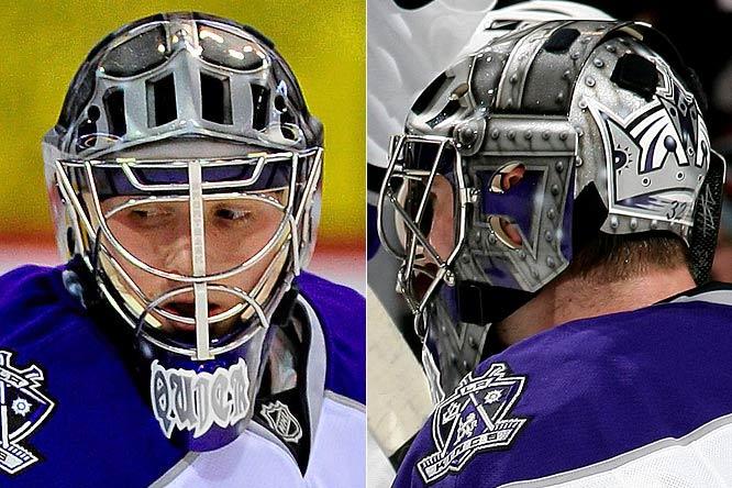 NHL Goalie Masks by Te...