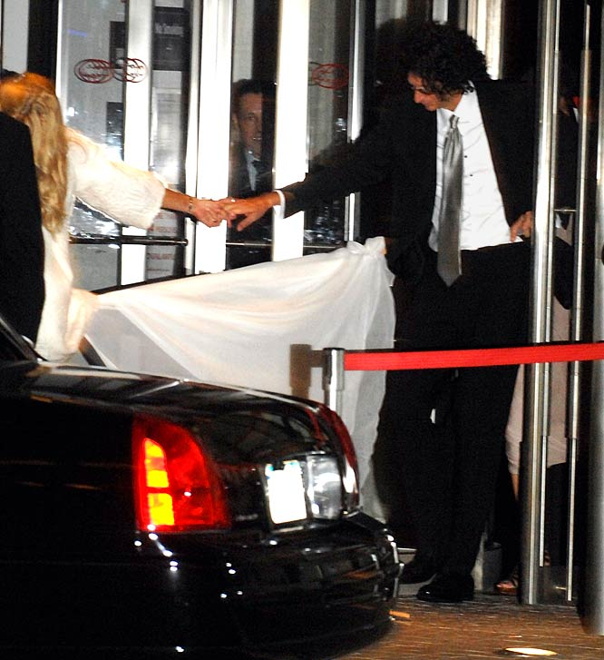 """""""The King of All Media"""" now has a queen (for the second time) as Howard Stern finally married Beth Ostrosky. If I had bet Artie Lange on the over/under of Stern ever getting re-married after the first divorce, I would have definitely taken the over, but hopefully it works out this time around."""