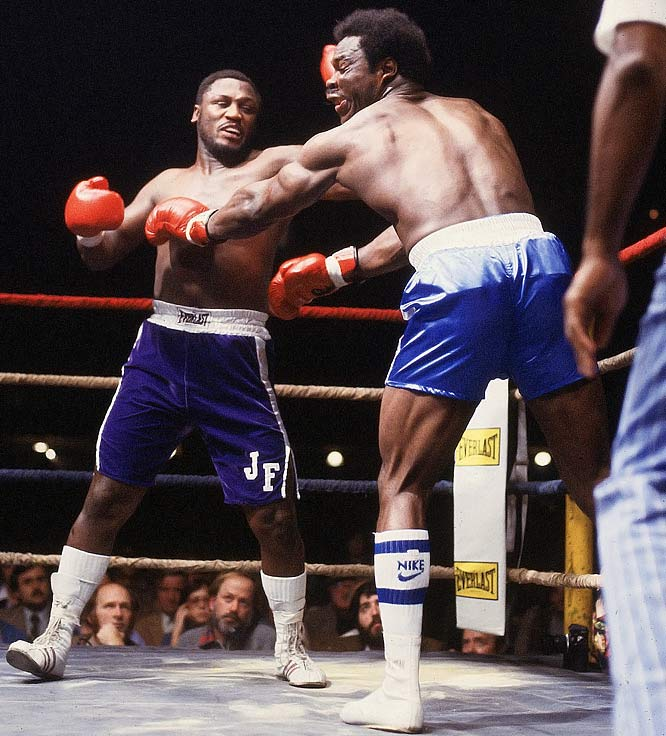 "This is easily one of the best stories of the year. So Joe Frazier's last fight, a draw against Cummings (right) in 1981 was recently broadcast on ESPN Classic. Cummings says the airing of his fight without his consent has ruined his life and he filed a $50 million lawsuit against The Worldwide Leader saying that ESPN Classic sought to ""annihilate and destroy the seclusion of my private life."" Here's the catch though, Cummings is currently serving a life sentence for armed robbery."