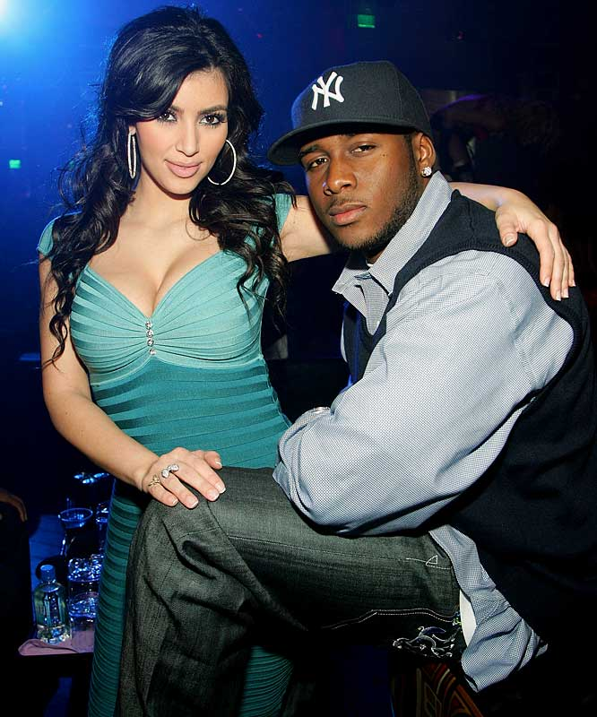 "While Kardashian spent her actual 28th birthday last week in a New Orleans hospital with Reggie Bush, who is recovering from a knee injury, Bush paid back ""The Tush"" over the weekend when he surprised his girlfriend in Las Vegas before a party at the nightclub LAX. It was an easy call for Bush who skipped the Saints' trip to London to go to Vegas instead. After all, who needs to see Big Ben when you can see Kim's big, well, you get the picture."