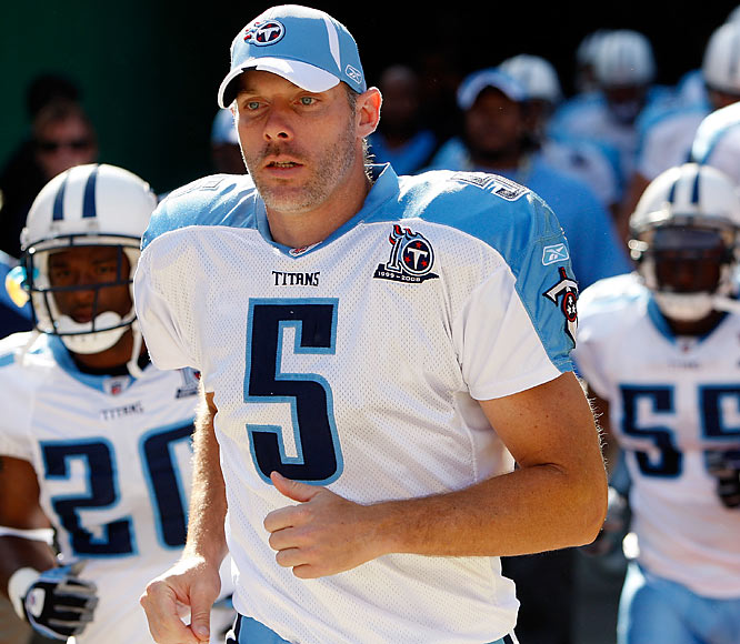 The Titans' quarterback and his foundation are active in a number of efforts, and have disbursed more than $2 million to community-based organizations and charities like Big Brothers/Big Sisters and the American Red Cross' post-Katrina efforts. Collins has donated more than $500,000 for the renovation of the Rusk Institute of Rehabilitation Medicine, a children's unit within the NYU Medical Center
