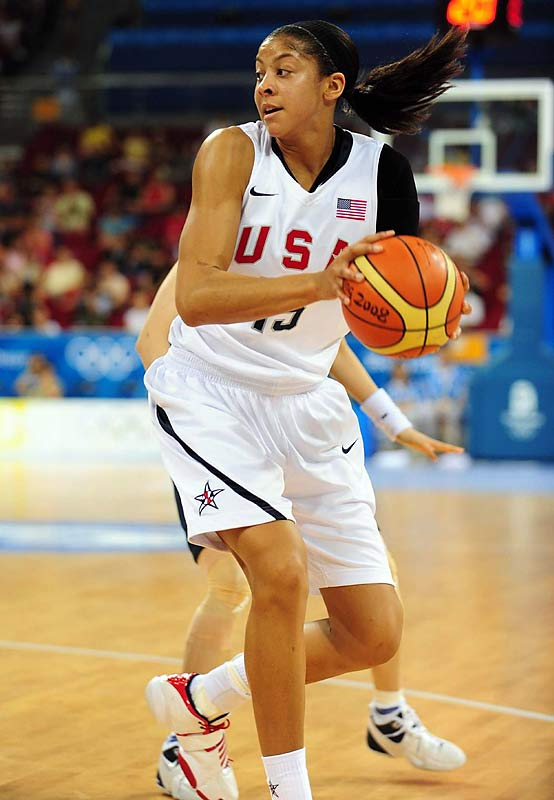 "Nominated by Selena Roberts<br><br> ""The sweet reward for curiosity this year was Candace Parker. On a jammed sports scene with endless channels to choose from and a political campaign to satiate other competition cravings, Parker did something extraordinary: She made you look -- at women's basketball, of all things."""