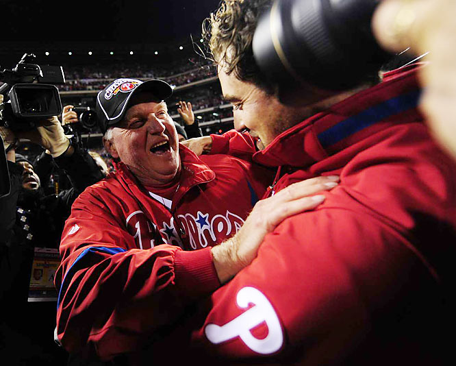 "Nominated by Tom Verducci<br><br> ""Charlie Manuel never won a gold medal or a manager of the year award. Never has he been called a `genius' or an `innovator.' Corporate America would not prefer his kind of elocution for motivational speeches. There is nothing fancy about the guy. And that is why Manuel is my choice for Sportsman of the Year. He is a proxy for all those baseball lifers who love what they do. He also is proof that success does not require a good and honest man to change."""