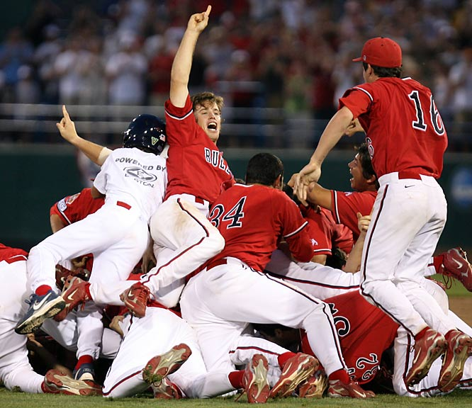 "Nominated by Lee Jenkins<br><br>""They were away from home for 35 of 41 days. They played 22 consecutive games on the road. They played six elimination games -- and they won all six. By the time their pilgrimage ended, five weeks later at Rosenblatt Stadium in Omaha, they had won one of the most unlikely national championships in the history of college sports. Fresno State made the Tampa Bay Rays look like preseason favorites."""