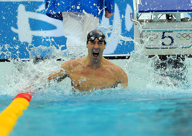 Michael Phelps has been chosen as SI's Sportsman Of The Year. What follows is a collection of athletes and coaches who were nominated by SI writers for the magazine's top honor.
