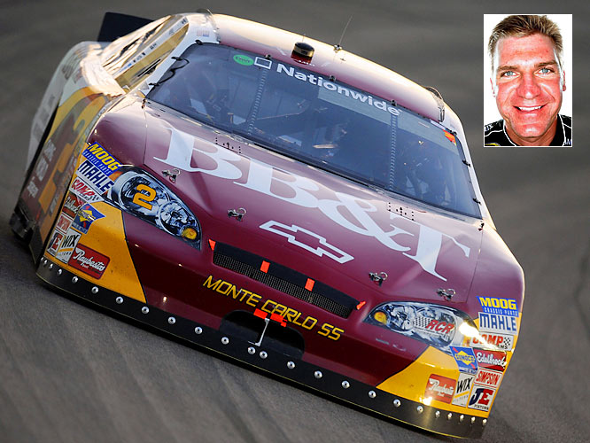 This might be the year that Bowyer's bubble goes pop! For the last two seasons, he has waited until the final moments to lock in his position in the Chase. But with several surging young drivers in the mix in '09, and with Martin's move to Hendrick, it's possible that Bowyer could be the odd man out next fall.