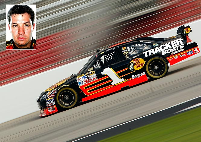 Rather than jump to another team this season, Truex chose to remain at DEI, where he remains the No. 1 driver in the shop and a consistent threat to be in the top 10. If he can squeeze out a win or two next season while staying out of trouble, a berth in the Chase won't be out of the question.