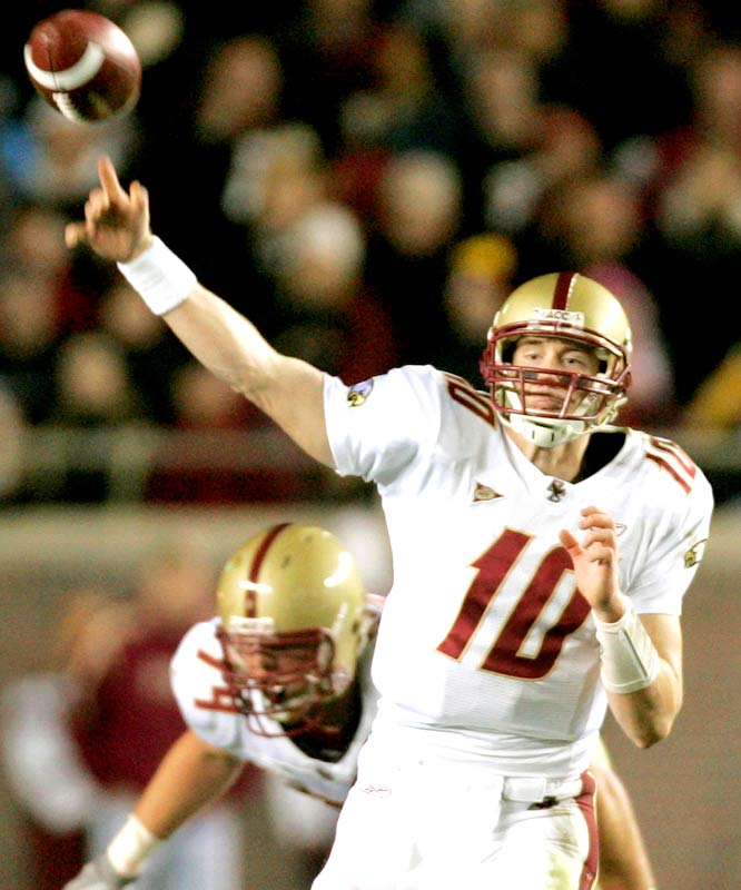There was nothing spectacular about Chris Crane's performance in Tallahassee. But the quarterback (181 yards passing, 1 TD) did plenty to ensure his team's road upset of the depleted-by-suspension Seminoles.