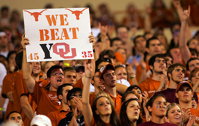 "Another reminder to Oklahoma and the voters. Bonus points for incorporating the ""OU"" logo into the word ""you."""