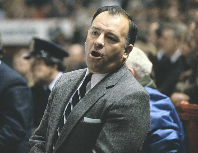 Scotty Bowman became the NHL's all time winningest coach with his 691st victory.