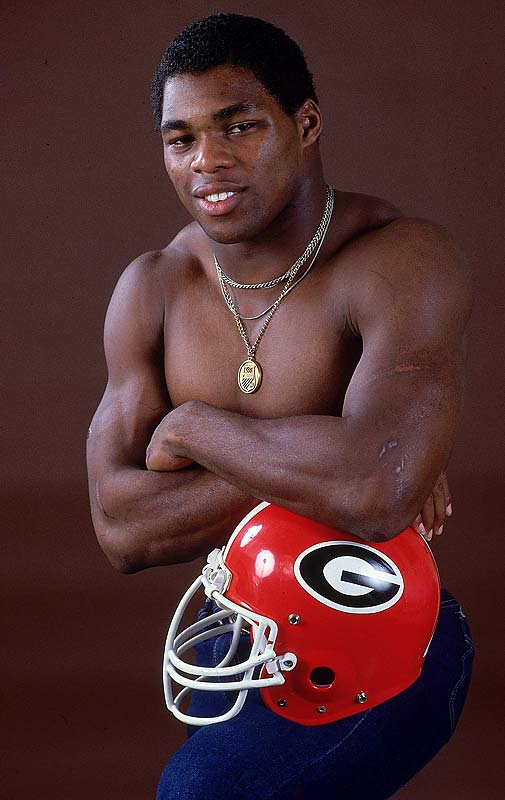 Herschel Walker of Georgia wins Heisman Trophy, beating out John Elway (Stanford) and Eric Dickerson (SMU).