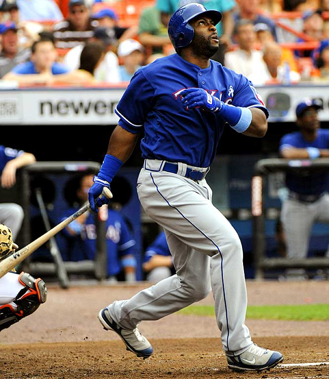 Bradley has been involved with his share of controversy, including confrontations with managers, fellow players and even broadcasters, during a career that's seen stops with six different clubs in nine seasons. An All-Star for the first time last season, Bradley led the American League in OPS (.999) and finished third with a .321 batting average.