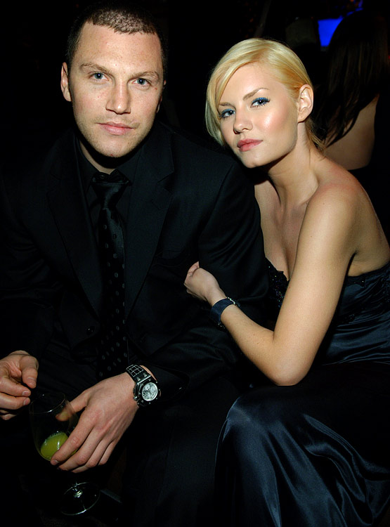 Avery dated Cuthbert between 2005 and 2007.